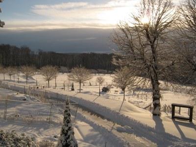 L'hivers à Marienbronn